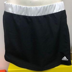 adidas Skirts - ADIDAS • Response Climalite Black Skirt • Size L